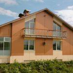 Как правильно монтировать вентилируемый фасад из керамогранитных плит
