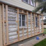 Как правильно утеплить своими руками деревянный дом снаружи под сайдинг