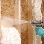 Можно ли утеплять стены дома пеной? Виды пенных утеплителей