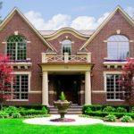 Разновидности частных домов в английском стиле