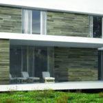 Разновидности фасадной плитки и способы установки