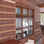 Планкен – новое направление в облицовке фасадов древесными материалами