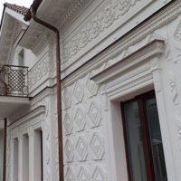 лепнина на фасадах