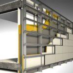 Теплая шуба с вентиляцией – вентилируемый фасад для дома