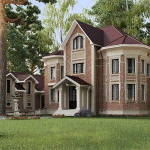 Фасад в классическом стиле