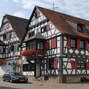 Фасад в в европейском стиле