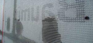 Фасадна сетка для пенопласта