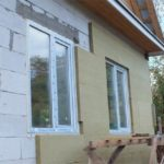 Чем можно утеплить дом из пеноблоков снаружи