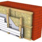 Каменная вата для утепления дома – особенности производства, применение и рекомендации по монтажу