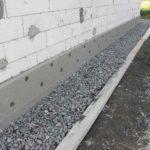 Конструктивные особенности материалов для утепления цоколя дома