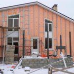 Как своими руками утеплить деревянный дом снаружи пеноплексом?