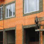 Как нанести штукатурку на фасад, утепленный пеноплексом?