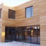 Варианты отделки фасада деревом: советы для владельцев дач и частных домов