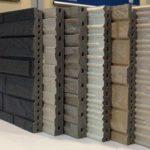 Фиброцементные панели для отделки фасада дома
