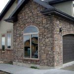 Правильный выбор и монтаж искусственного камня для облицовки дома