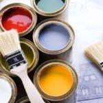 Особенности акриловой фасадной краски и технология ее нанесения