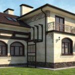 Особенности выбора дизайна фасада дома и распространенные стилевые решения