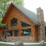 Специфика обшивки дома материалом блок хаус