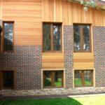 Отделка домов красивым и экологически чистым материалом из бруса