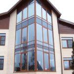 Замена и ремонт фасадного остекления