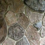 Штукатурка под природный камень для фасадных работ