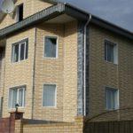 Эстетичный фасад с сайдингом Доломит — это просто!