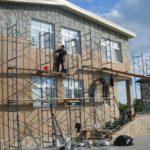 Правила монтажа фасадов