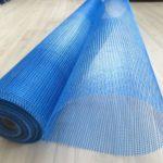 Применение армирующей сетки для фасада под штукатурку