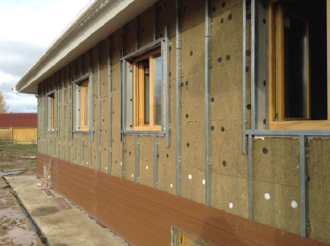 Композитные фасадные панели — инновационная облицовка дома и офиса