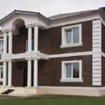 Лепнина фасадная – оригинальный способ создать неповторимый дом снаружи