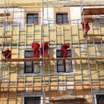 Ремонтные работы на фасадах жилых домов: чем отличается капитальный и текущий ремонт