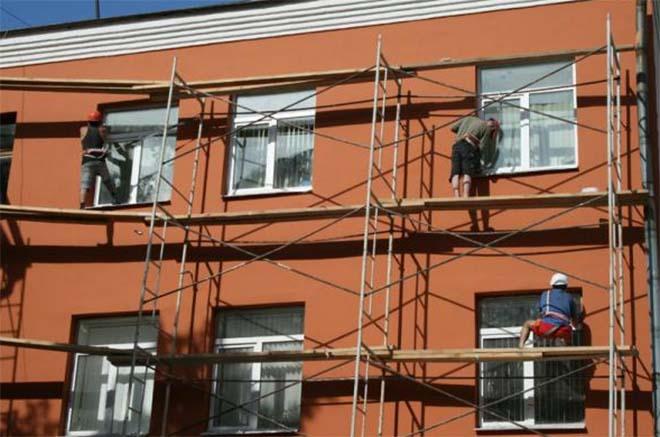 remont-fasada-ofisnogo-zdanija