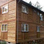 Какую выбрать древесину, чтобы обшить дом необрезной доской: как это сделать самостоятельно