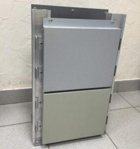 кассета для вентилируемого фасада
